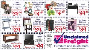 American Freight Bunk Beds by Unclaimed Freight Furniture Pa Nj Coupons
