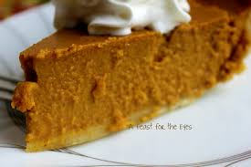 Keeping Pumpkin Pie From Cracking by A Feast For The Eyes Perfect Pumpkin Pie With A Secret Ingredient