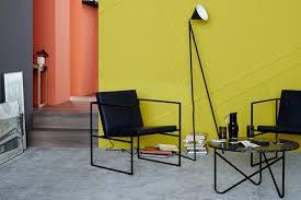 wohnzimmer mit gelber wandfarbe bild 15 schöner wohnen