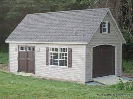 1 Car & Single Wide Garages