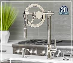 Kitchen Faucet Water Waterstone Faucets High End Luxury Kitchen Faucets Made