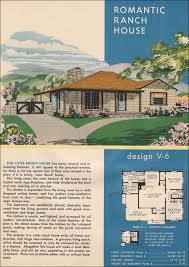 Midcentury Ranch Style Houses
