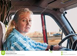 100 Naked Truck Driver Pretty Woman Driving A Semi Stock Image Image Of Haul