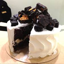 Cake Break At Work By Pilar Oreel