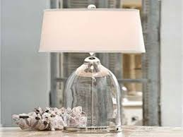 Fillable Glass Table Lamp Australia by Contemporary Ideas Coastal Lamp Sensational Design Table Lamps