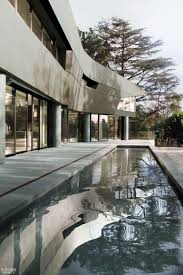 100 Tighe Architecture Los Angeles Residence By Patrick Complements A