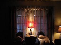 dim lit living room picture of el morocco inn day spa