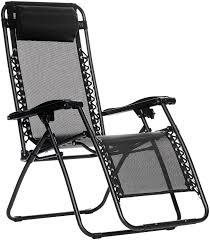 100 Stupid People And Folding Chairs Amazoncom AmazonBasics Zero Gravity Chair Black Garden Outdoor