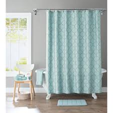 Royal Blue Curtains Walmart by Royal Blue And White Shower Curtains U2022 Shower Curtain