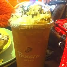 Panera Pumpkin Spice Latte Calories by Frozen Mocha From Panera Bread Food Stuffs Pinterest Panera