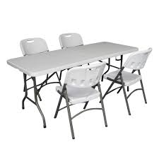 TFH Gazebos 6ft Folding Table And Chair Set - Indoor And Outdoor Use ... Lifetime 72 In Black Plastic Stackable Folding Banquet Table280350 Luan 18x72 6 Ft Seminar Wood Table Vinyl Edging Bolt Solid Trestle 8 Folding Chairs Set Best Price Barnsley Uk For Rent Portable 6ft Rattan Design Fniture Lerado 6ft Foldin Half Rect Table Raptor Almond Table22900 Home Depot Canada Tables 6ft And Chairs Lennov 18m Outdoor Camping With Ft Commercial Combo Youtube Exciting Cosco Interesting Tfh Gazebos And Chair Set Indoor Use