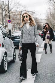 PFW Paris Fashion Week Fall 2016 Street Style Collage Vintage Pernille Teisbaek 2