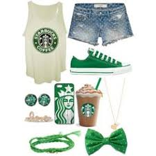 The Most Cutest Starbucks Outfit