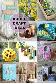 Adult Craft Ideas Lots Of Crafts For Adults