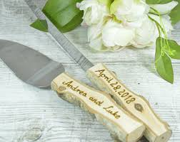 Wedding Knife Setcake Serving Setwedding Cake Server