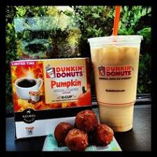 Pumpkin Dunkin Donuts by Frozen Caramel Coffee From Dunkin U0027 Donuts Wine And Dine