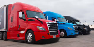 100 Roadshow Trucking We Experience The Safer Freightliner Trucks Of The Future