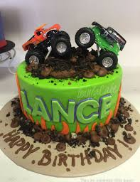 Monster Truck #birthday #cake | Custom Cakes | Pinterest | Monster ... Blaze The Monster Truck Themed 4th Birthday Cake With 3d B Flickr Whimsikel Birthday Cake Cakes Decoration Ideas Little Grave Digger Beth Anns Blakes 5th Bday Youtube Turning Stones Blog Trucks Second Generation Design Monster Truck Cakes Hunters Coolest Homemade Colors Party Food Plus Jam