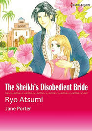 The Sheikhs Disobedient Bride Harlequin Comics By Porter Jane