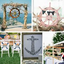 Beautiful Nautical Wedding Theme Decorations 19 In Wedding Candy
