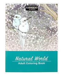 This Natural World Coloring Book Is Perfect Zulilyfinds