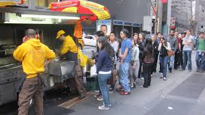 100 Food Truck Finder Nyc Cannundrums Halal Guys Cart 53rd And 6th In NYC