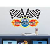 Checkered Flag Window Curtains by Amazon Com Window Curtain Valance Made From Racecar Checkered