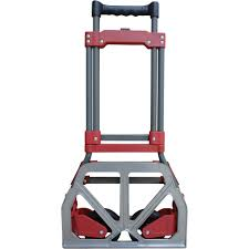 Ironton Folding Hand Truck — 150-Lb. Capacity | Northern Tool + ... Ultralight Folding Hand Truck Trucks Carts On The Go Compact Sack Parrs Workplace Equipment Cosco Products Shifter Mulposition And Shop Dollies At Lowescom Milwaukee 300lb Capacity Red Alinum Twowheel Special Application 300 Lb 2in1 Convertible Cart Amazoncom Wincspace Lweight Dolly Fold Up Stanley Folding Hand Truck 70kg Stanley Safco 4050 Hideaway Utility 150 Foldable