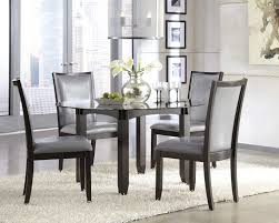 Modern Contemporary Dining Room Sets Design Throughout Remarkable Table