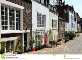 100 Mews Houses Houses Stock Photo Image Of Modern Residential 20708166