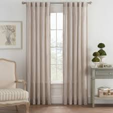 108 Inch Navy Blackout Curtains by Buy 108 Inch Linen Curtain Panels From Bed Bath U0026 Beyond