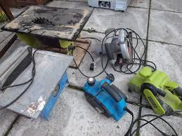 Makita Tile Table Saw by Joblot Power Tools Circular Saw Table Saw Planer Sander Tile