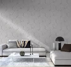 tapete vlies marmor design grau silber glanz 37855 6
