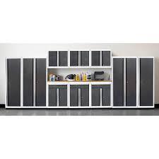 Hyloft 45 X 45 Ceiling Storage Unit by Hyloft 2 Shelf 48 In W Wire Garage Wall Storage System In White