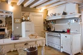 une cuisine à l ancienne