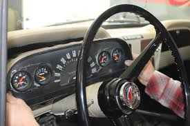 Classic Dash Saves 1960 Chevy C10 Interior From A Butchered Dash ...