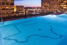 Spirit Halloween Austin Tx by Downtown Austin Tx Hotel With Outdoor Rooftop Pool
