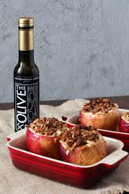 Desserts With Pumpkin Seeds by Baked Apples With Roasted Pumpkin Seed Oil U2014 The Olive Scene