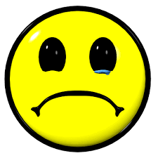 Sad Emoji Clipart Smiling Face