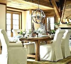 Rustic Dining Lighting Room Light Fixture Fixtures Kitchen Over