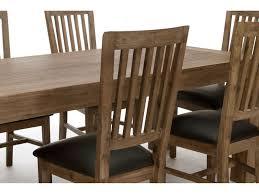 ensemble table chaises table chaises
