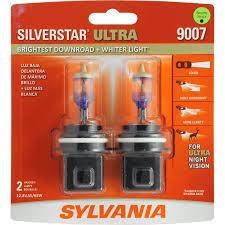 sylvania 9007 silverstar ultra high performance