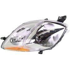 headlights for toyota yaris ebay