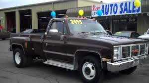 1986 GMC 3500 SOLD!! - YouTube 2019 Gmc Pickup Elegant Truck Sierra 2500hd 195s On A Gmc Dually Offshoreonlycom 2016 3500hd Denali Crew Cab 4wd White Oshawa On Stock Diesel Trucks 3500 For Sale 1987 Dually1 Owncleancertified 2017 2500 And Hd Duramax Review Sep Upcoming Cars 20 Lifted Used Northwest The Top 10 Most Expensive In The World Drive For Nationwide Autotrader New Onyx Black Sale