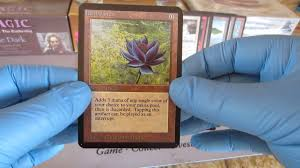 Most Expensive Mtg Deck Modern by 27 000 Black Lotus Found During Live Magic The Gathering Pack