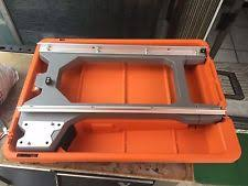 ridgid r4040 8 in tile saw without stand r4040 ebay
