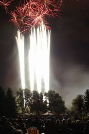 Chatfield Pumpkin Patch Littleton Co by Fireworks Above The Trees In Sterne Park Western Welcome Week