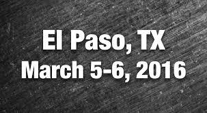 100 Monster Trucks El Paso TX March 56 2016 UTEP Sun Bowl Jam