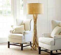 Pottery Barn Floor Lamp Shades by Driftwood Floor Lamp Pottery Barn 419 100w Max Shade 21 5