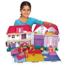 la maison du jouet coffret maison miniature logitoys king jouet mondes imaginaires